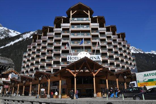 Alpina Hotel: Отель
