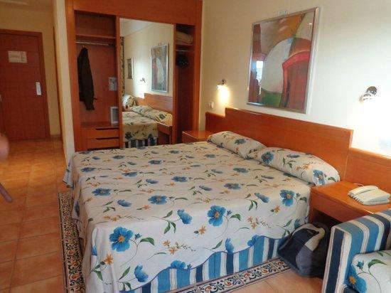 El Cotillo-Fuerteventura: chambre