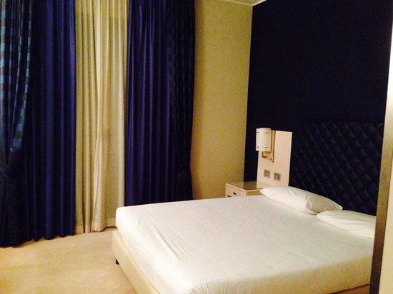 Just Hotel Lomazzo Fiera: La stanza