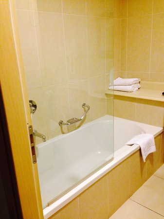 Just Hotel Lomazzo Fiera: Wc