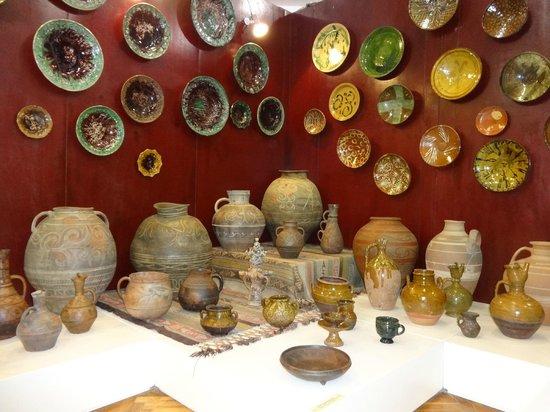 Makhachkala, Russie : Балхарская керамика