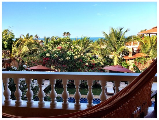 Hotel Villa Terra Viva: Room with a view