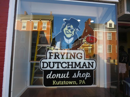 The Frying Dutchman College Town Bakeries : The Frying Dutchman / College Town Bakeries