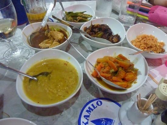 Kamlo: Delicious curry
