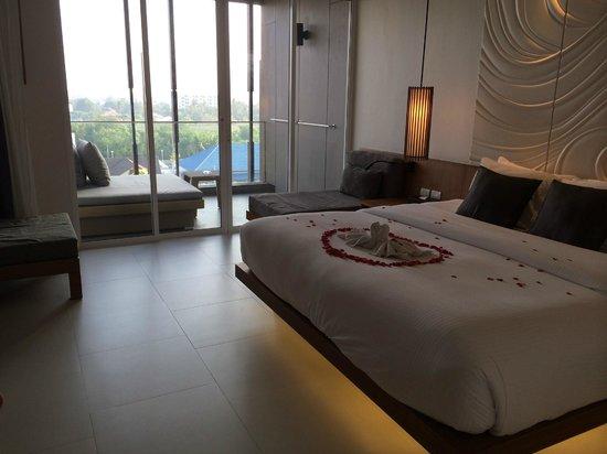 G Hua Hin Resort & Mall : Spacious Room