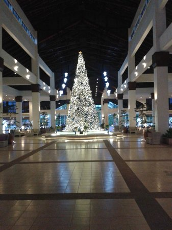 Sutera Harbour Resort (The Pacific Sutera & The Magellan Sutera): Xmas tree