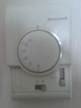 Sutera Harbour Resort (The Pacific Sutera & The Magellan Sutera): No-good air conditioner, malfunction