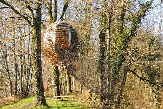Le Domaine de la Dombes : Le Lov'nid