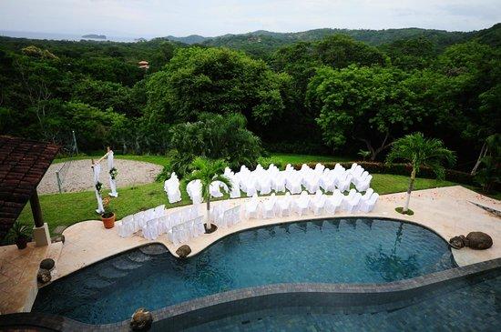 Villa Buena Onda: Ceremony (credit Juan Carlos at El Velo Photography)