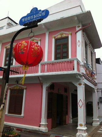 The Rommanee Boutique Guesthouse : Soi Rommanee, la calle más bonita de Phuket Town