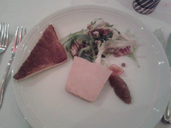 Gaston Gastounette: foie gras