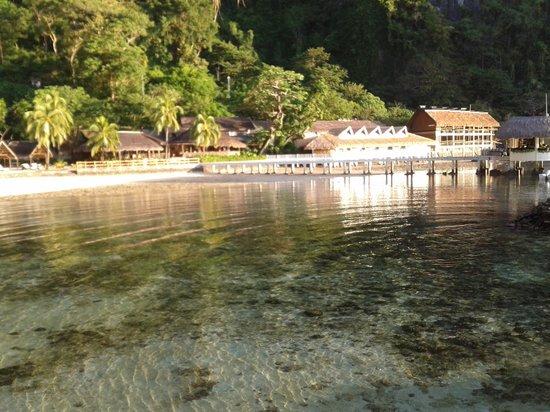 El Nido Resorts Miniloc Island: public areas
