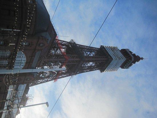 Newbury Hotel: Blackpool Tower