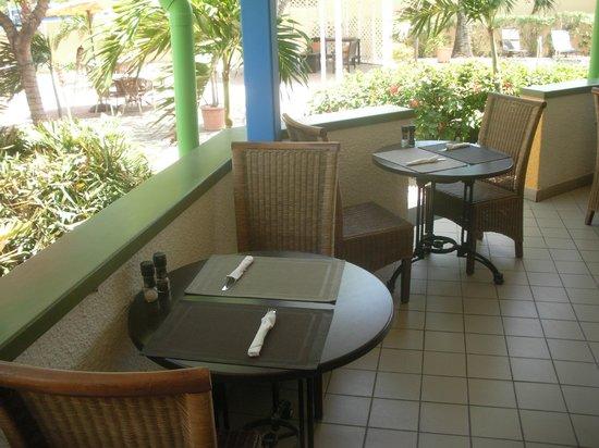 MVC Eagle Beach: sala ristorante