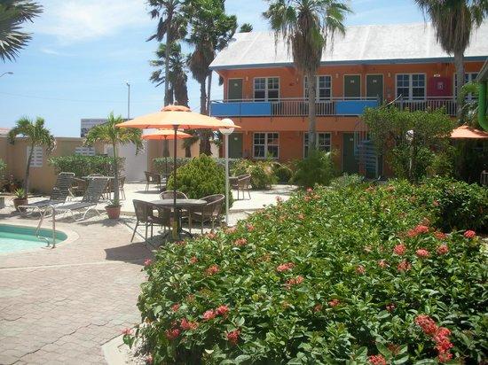 MVC Eagle Beach: spazi comuni