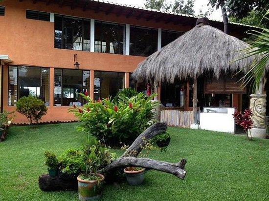 Hotel Posada de Don Rodrigo Panajachel: Restaurant