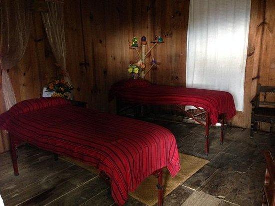 Hotel Posada de Don Rodrigo Panajachel: Massage room