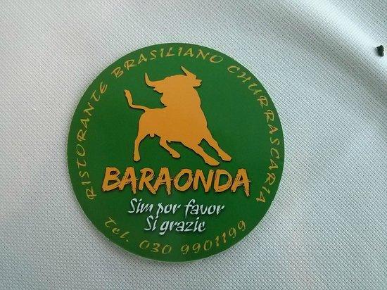 Baraonda Desenzano Churrascaria Pizzeria: Se hai ancora appetito !