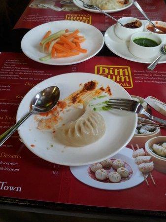 China Town: Chicken DIM SUM