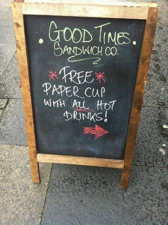 Good Times Sandwich Co.