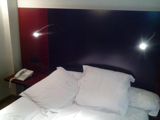 Hotel Sant Antoni: habitacion.