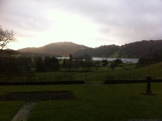 Allan Bank : Beautiful view from the house