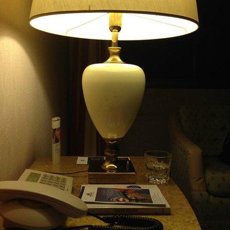 Maritim Grand Hotel Hannover: Room interior