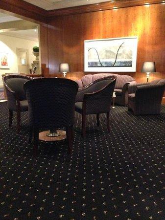 Maritim Grand Hotel Hannover: Cafe am Kamin