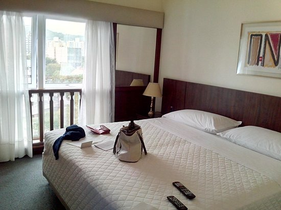 Hotel Plaza Blumenau: Apartamento