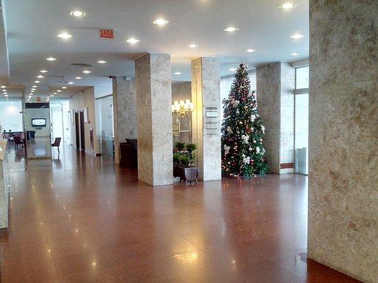 Hotel Plaza Blumenau: Entrada