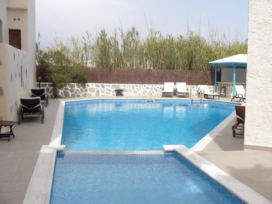 Anatoli Hotel : Refreshing pool after a hot day