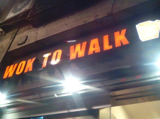 Wok to Walk: la franquicia.