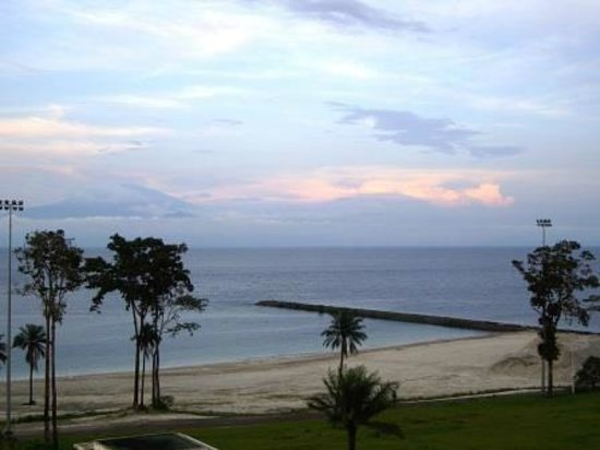 Sofitel Malabo Sipopo Le Golf: Вид из номера