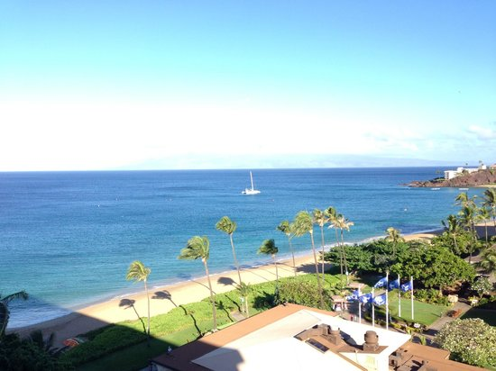 The Westin Maui Resort & Spa, Ka'anapali : view from room