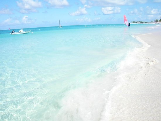 Club Med Turkoise, Turks & Caicos : grace bay