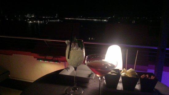 Skyline Bar: Vista mozzafiato