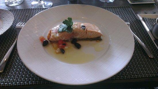 Le Bar a Huitres Montparnasse: Salmone