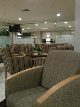 Hotel Carlos I Silgar: Cafeteria