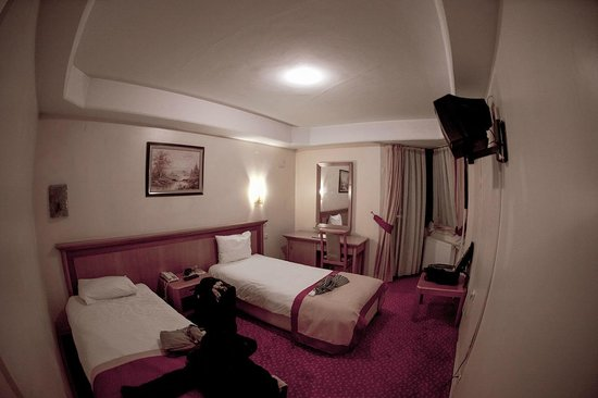 Piskin Hotel: Twin Single Room