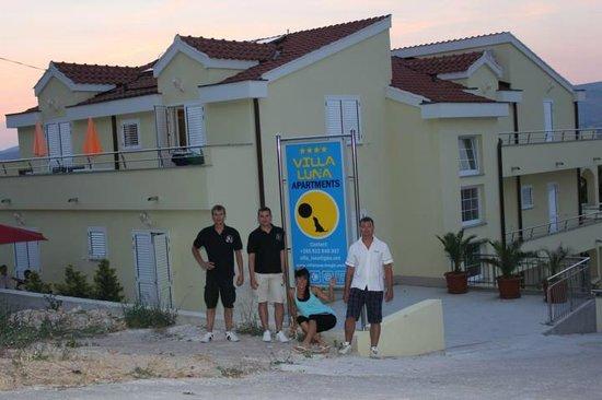 Villa Luna: Unser letzter Tag