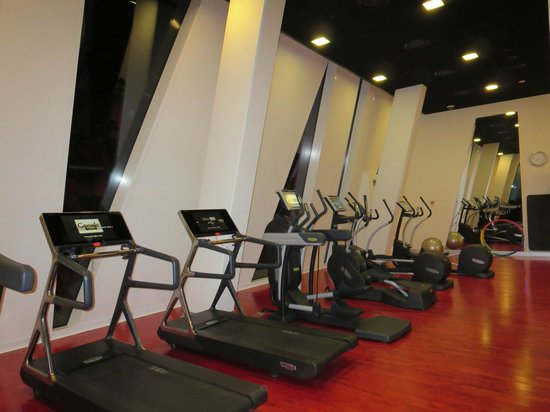 AC Hotel Bella Sky Copenhagen : 24 hour gym free to hotel guests