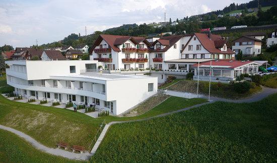 BEST WESTERN Hotel Rebstock: Neubau