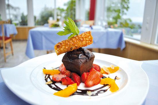 BEST WESTERN Hotel Rebstock: Dessert