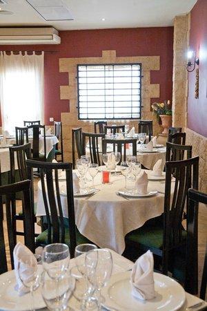 Hotel Restaurante Dulcinea: comedor