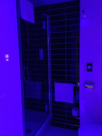 Ibis Styles Walbrzych: Bathroom