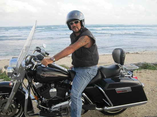 San Angel Suites : harley rental cabo