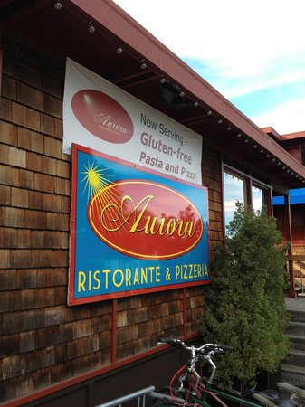 Aurora Ristorante Italiano : Great Food with GF options