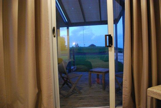 Ann's Place : la veranda della camera