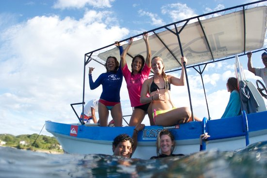 CHICABRAVA Surf Camp: Santana, Nicaragua