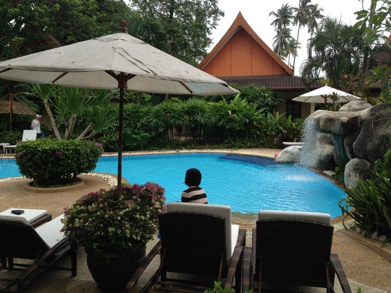 Palm Garden Resort Phuket: Entspannung am Pool